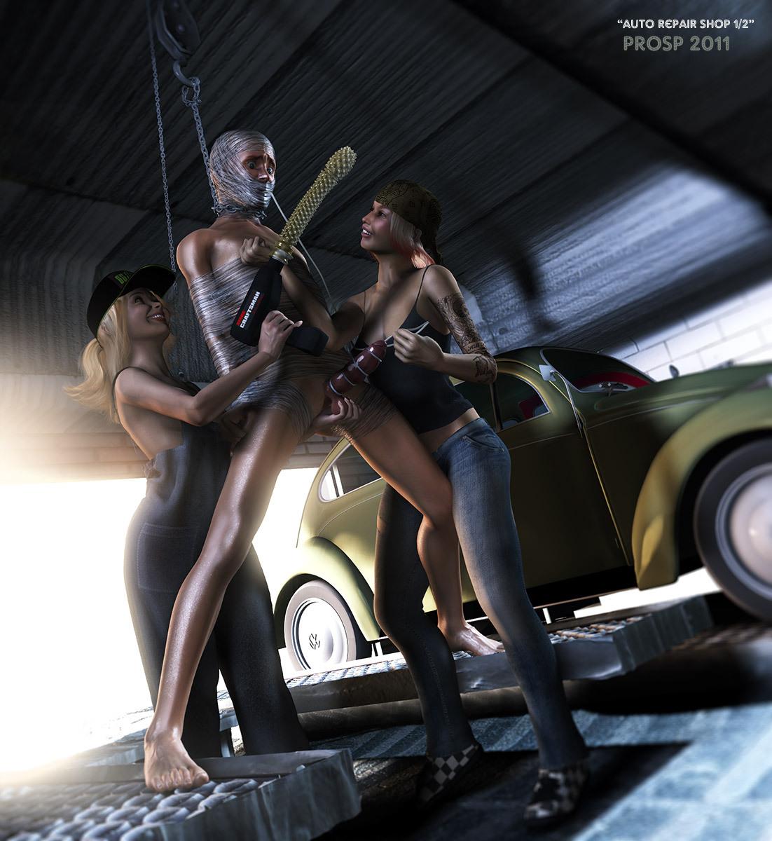 Auto Repair Shop 1/2